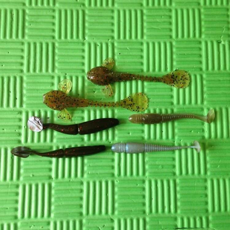 силиконовые приманки на судака